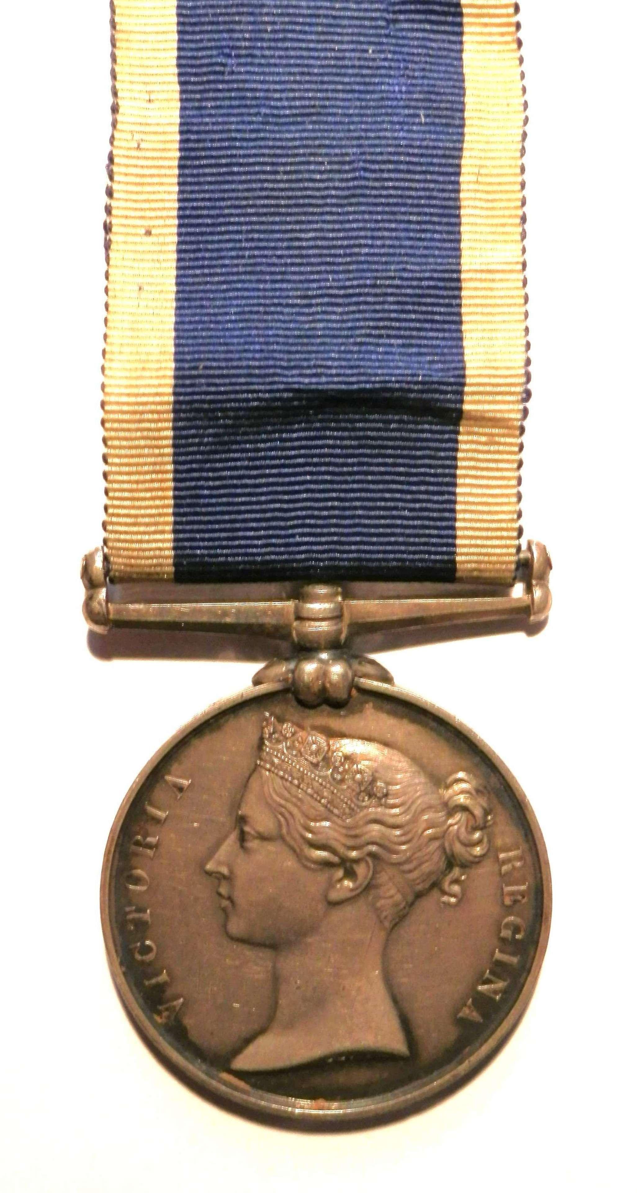 Royal Naval L.S. & G.C. T. Bartlett. Chief Boatman. H.M. C.G.