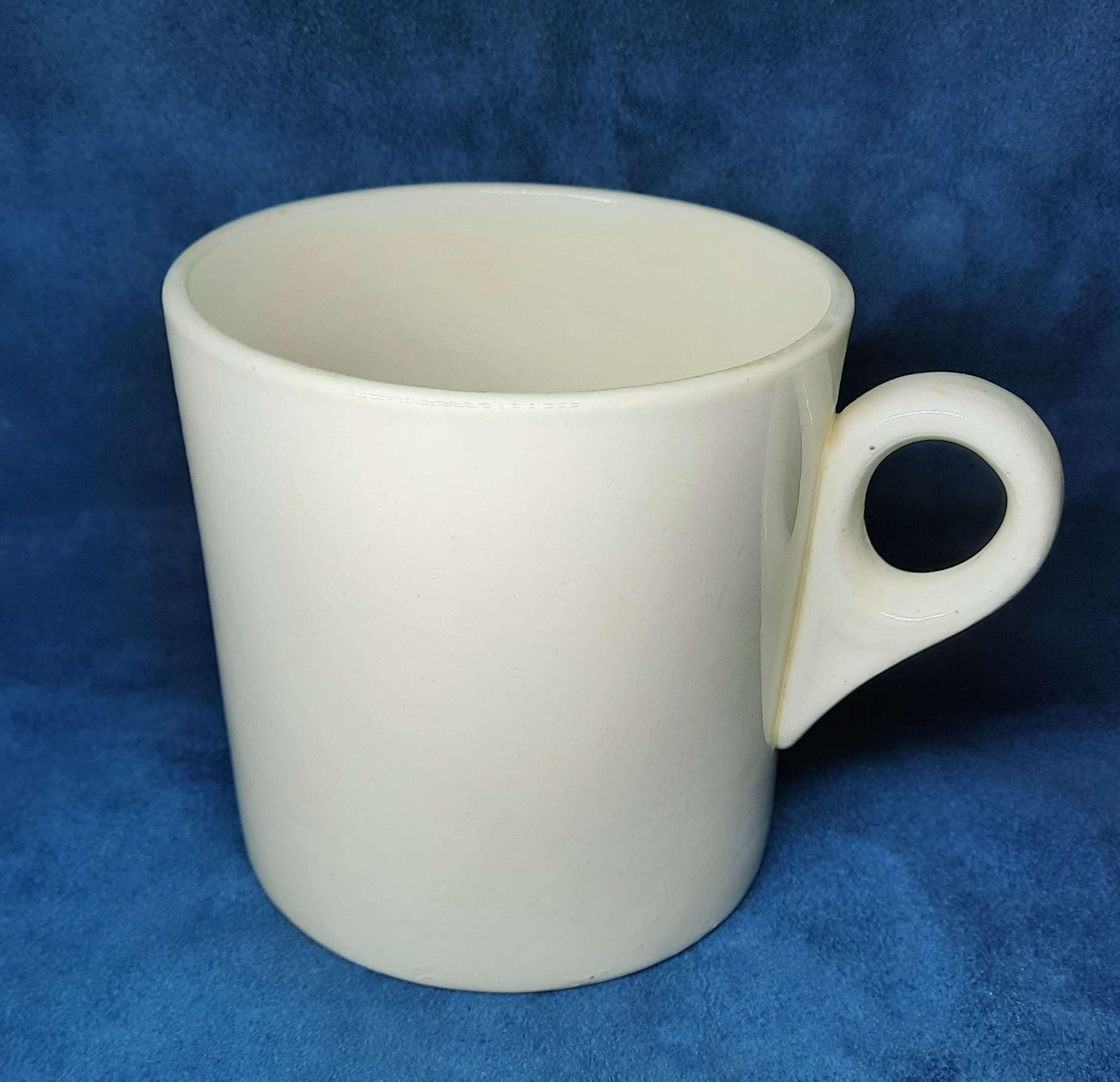 WW2 British Army 1 Pint Tea Mug