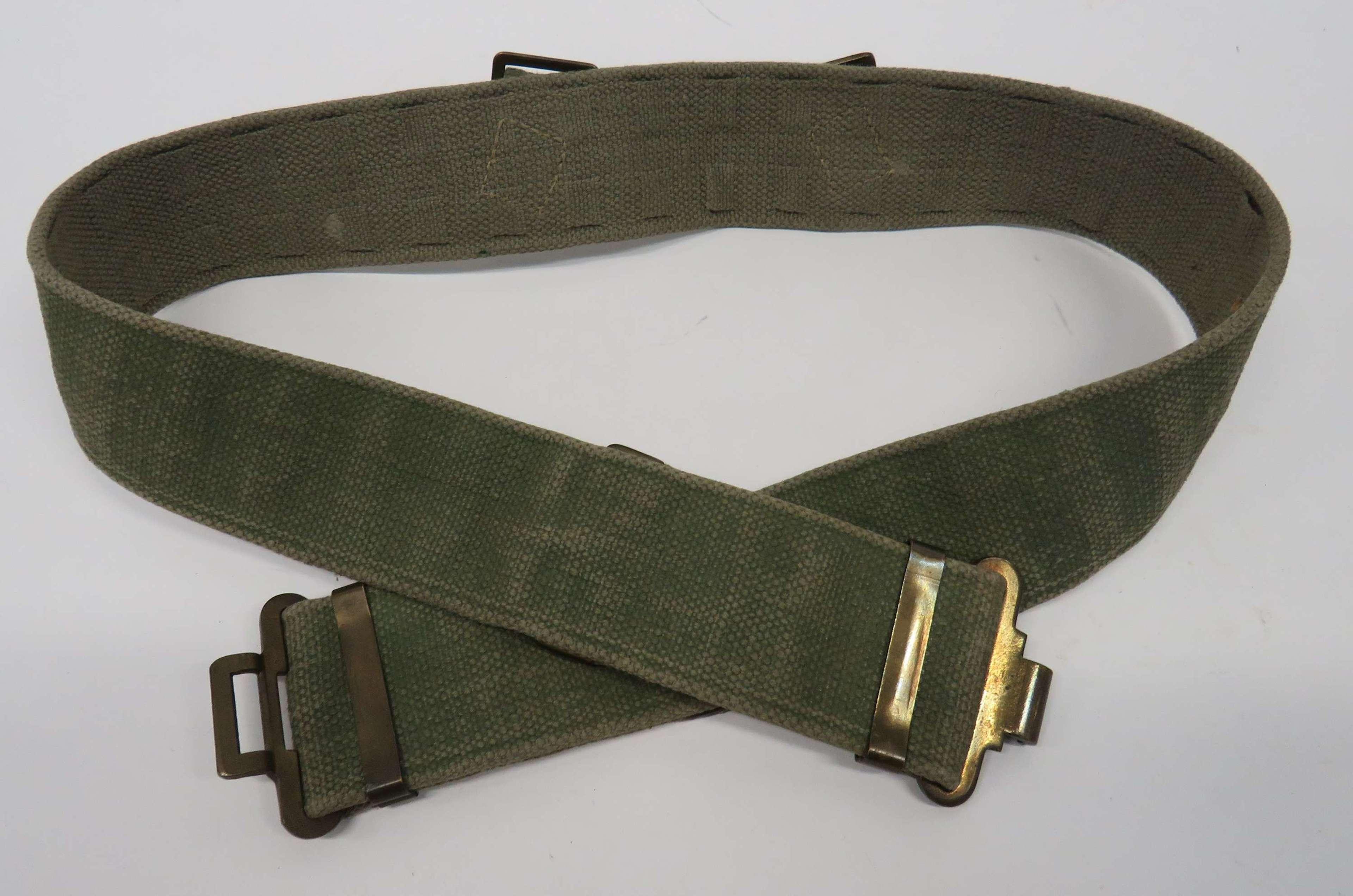WW2 1937 Pattern Issued Belt