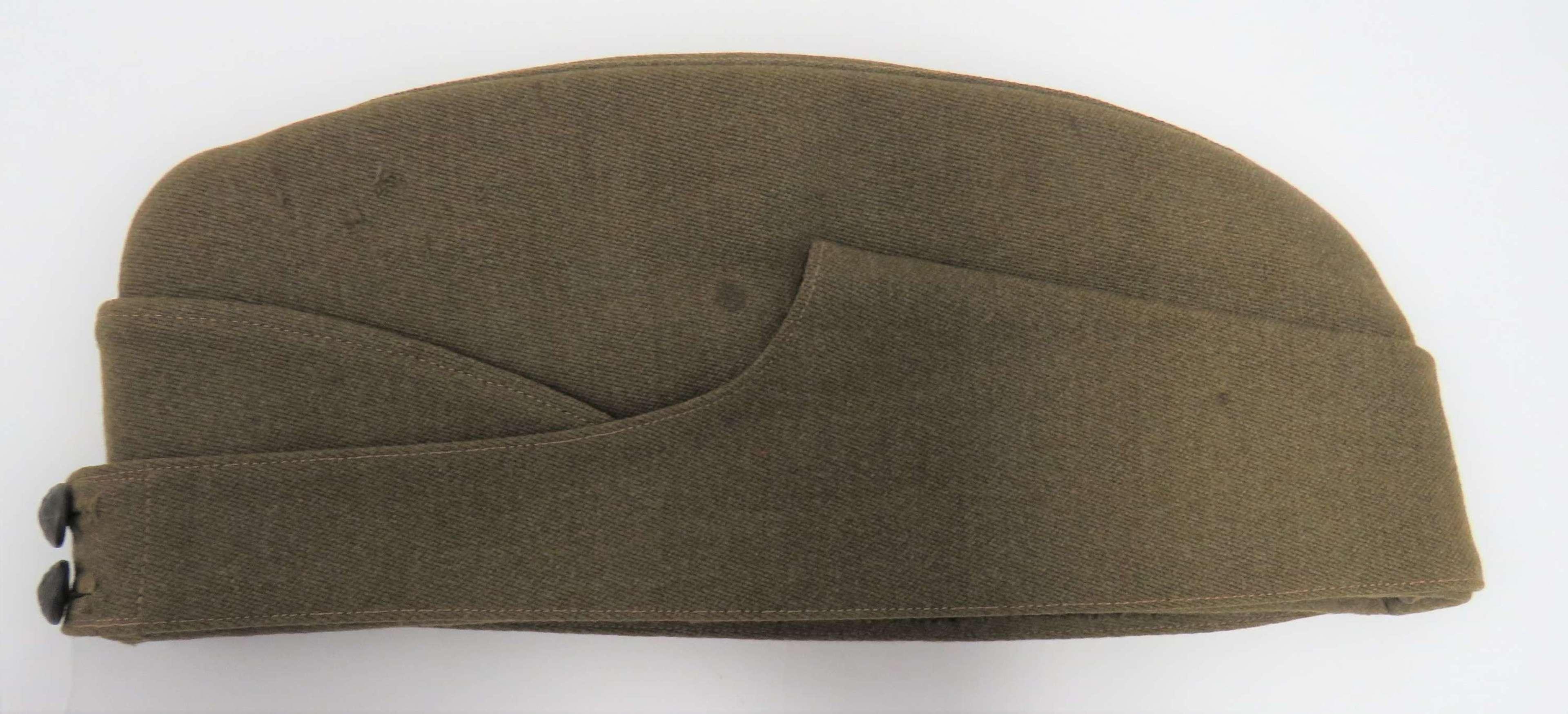 WW2 Officers Field Service Cap