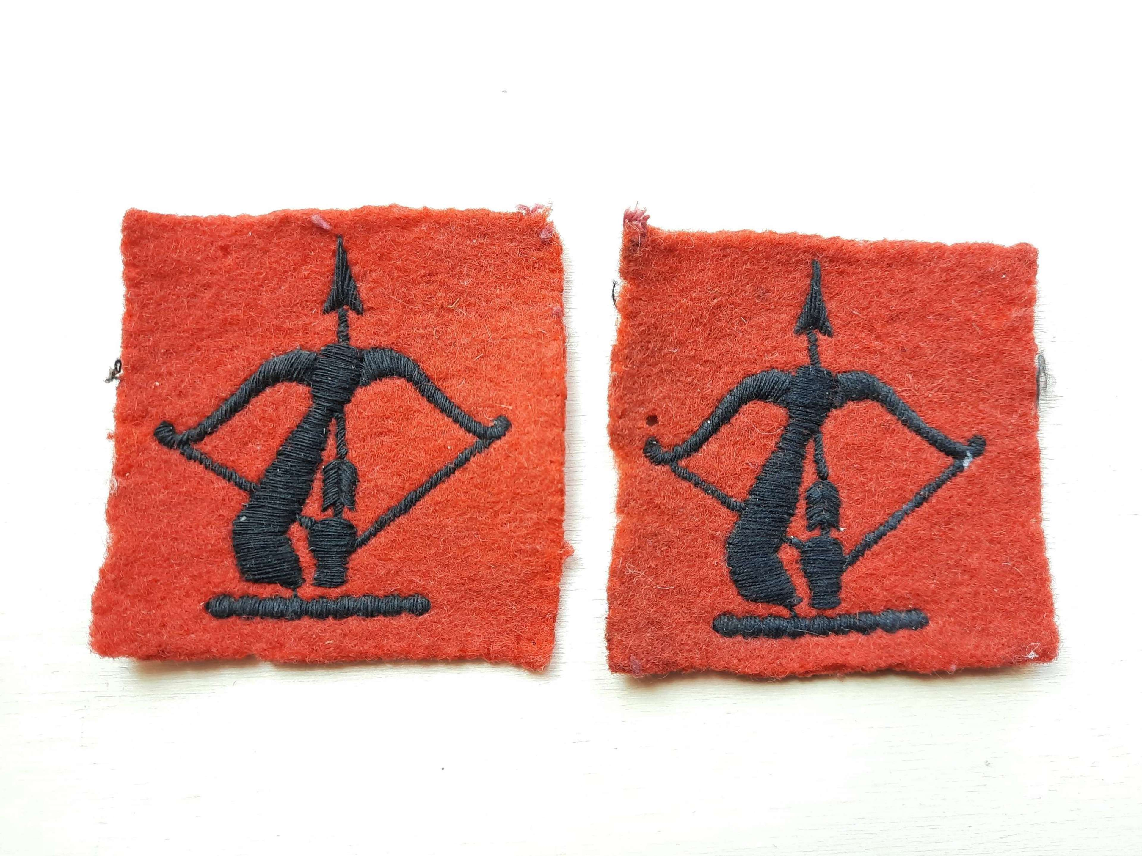 Anti-Aircraft Command Patches