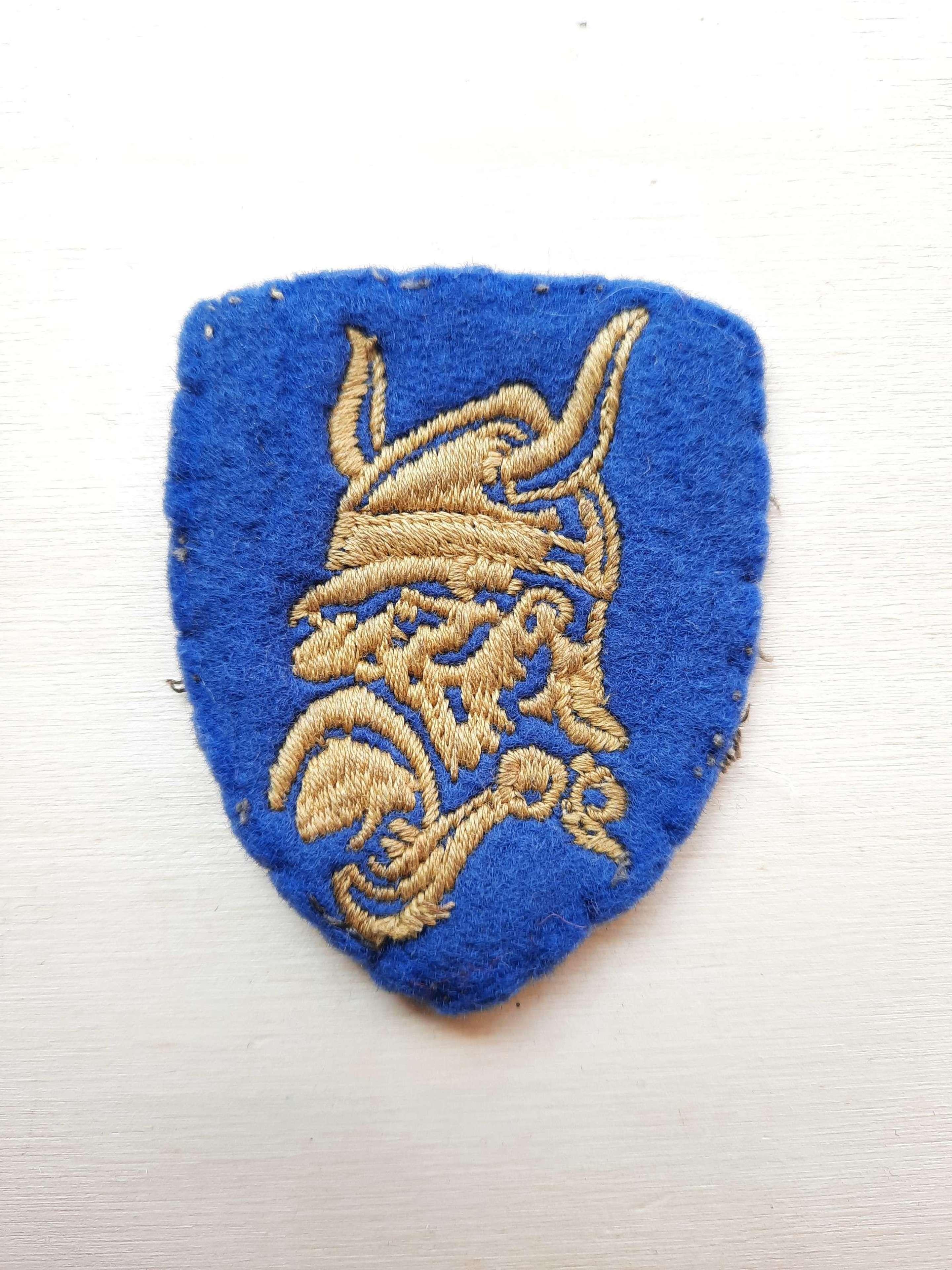 East Anglian Training Brigade Patch