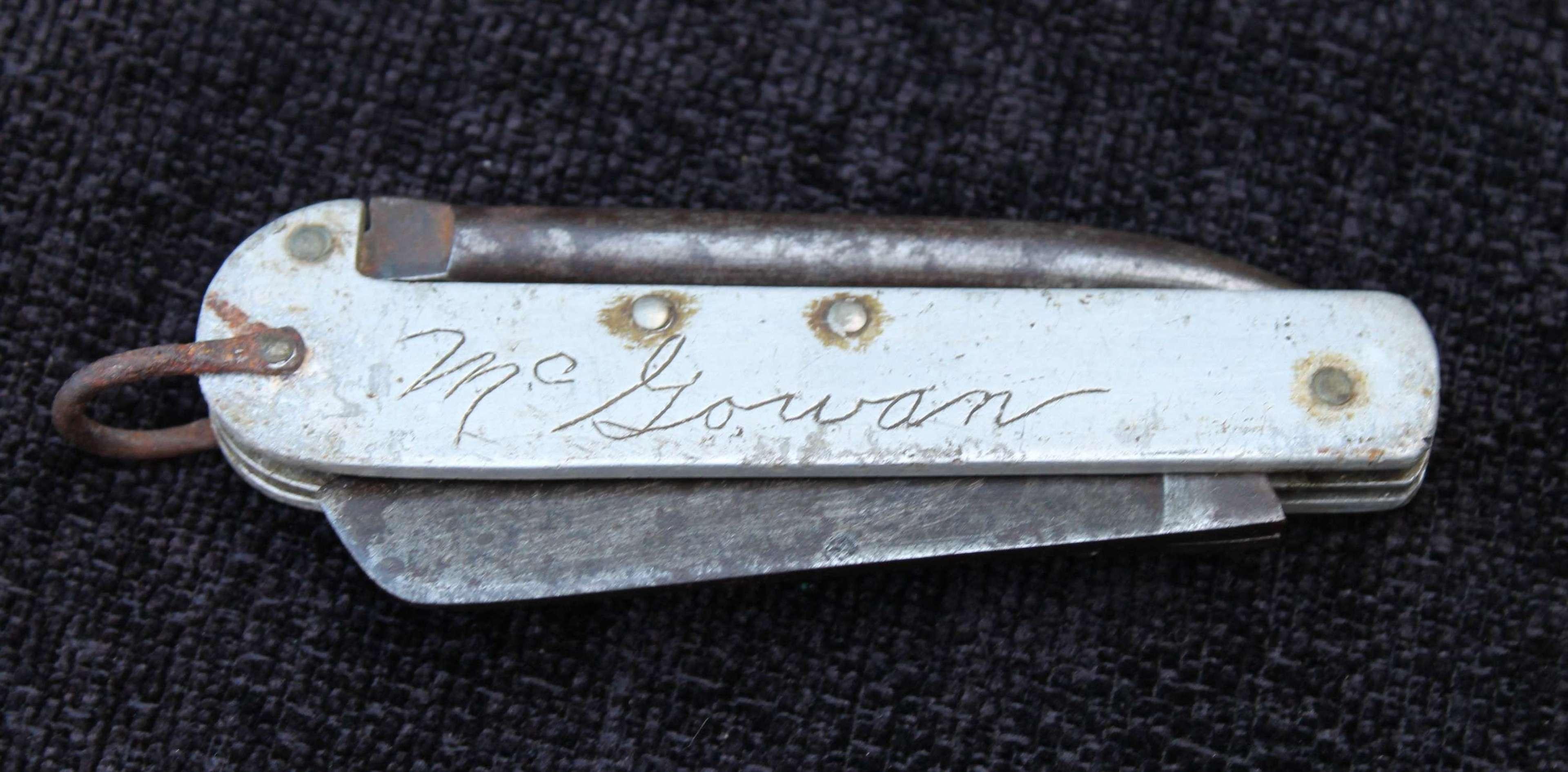 Canadian Jack Knife