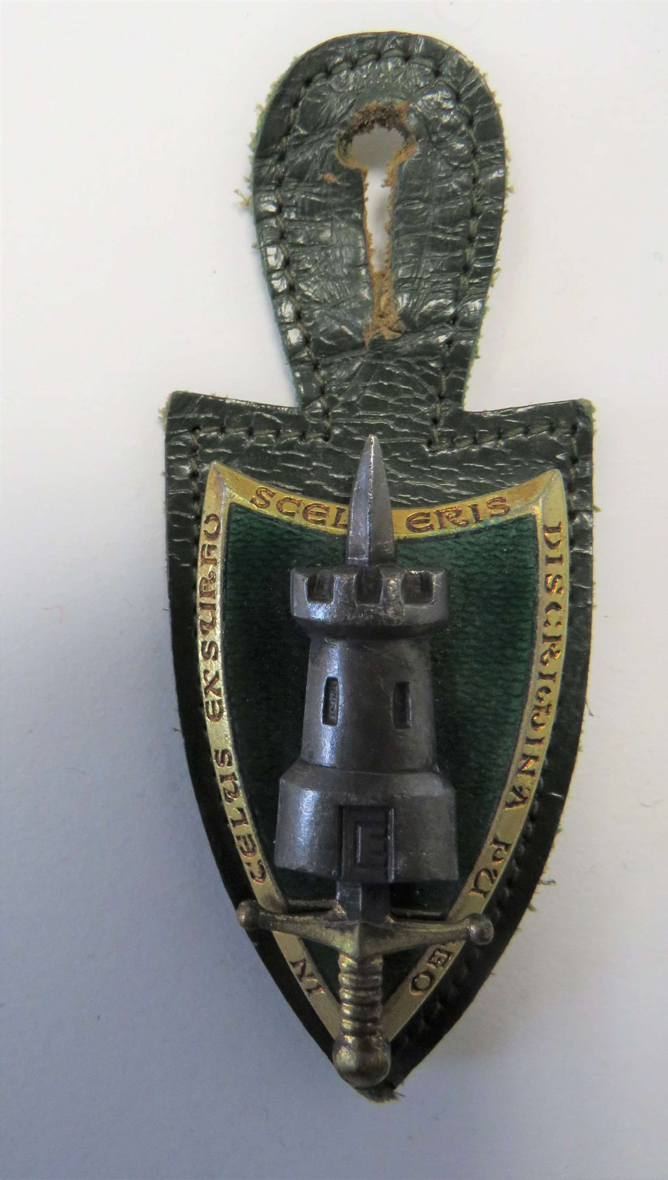 H.Q Allied Forces Central Europe Breast Tab