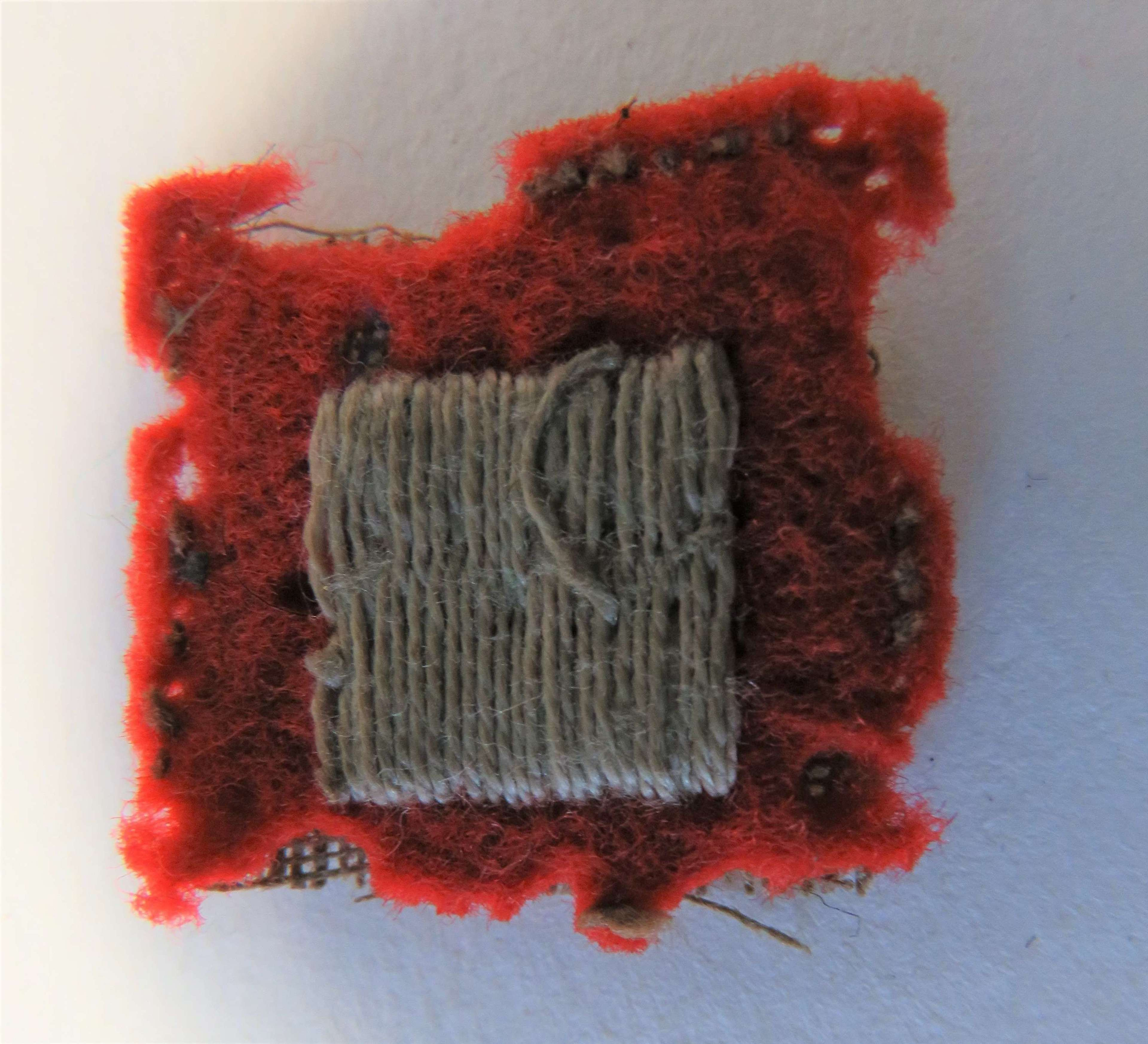 Scarce 42nd Infantry Division Formation Badge