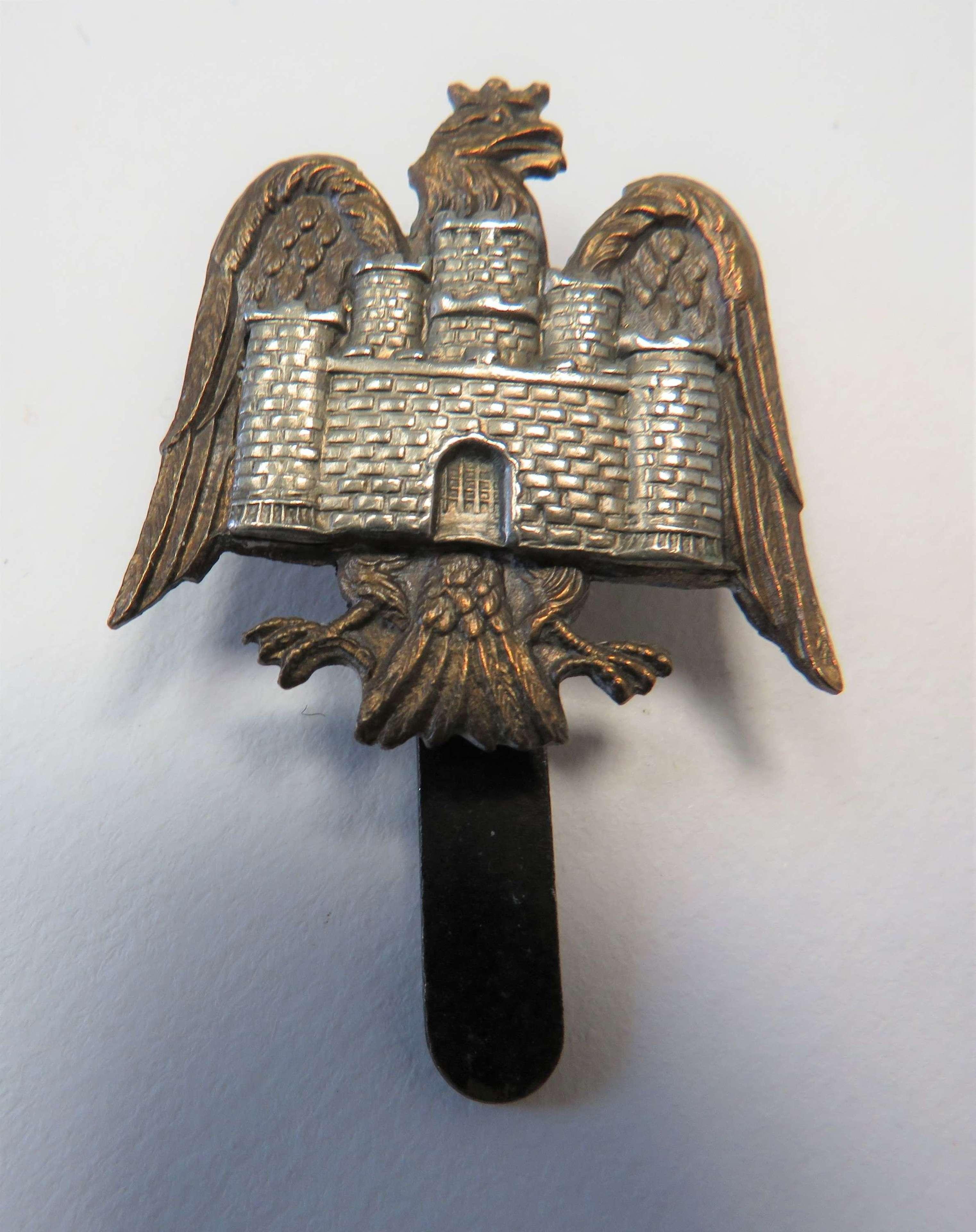 Bedfordshire Yeomanry Cap Badge
