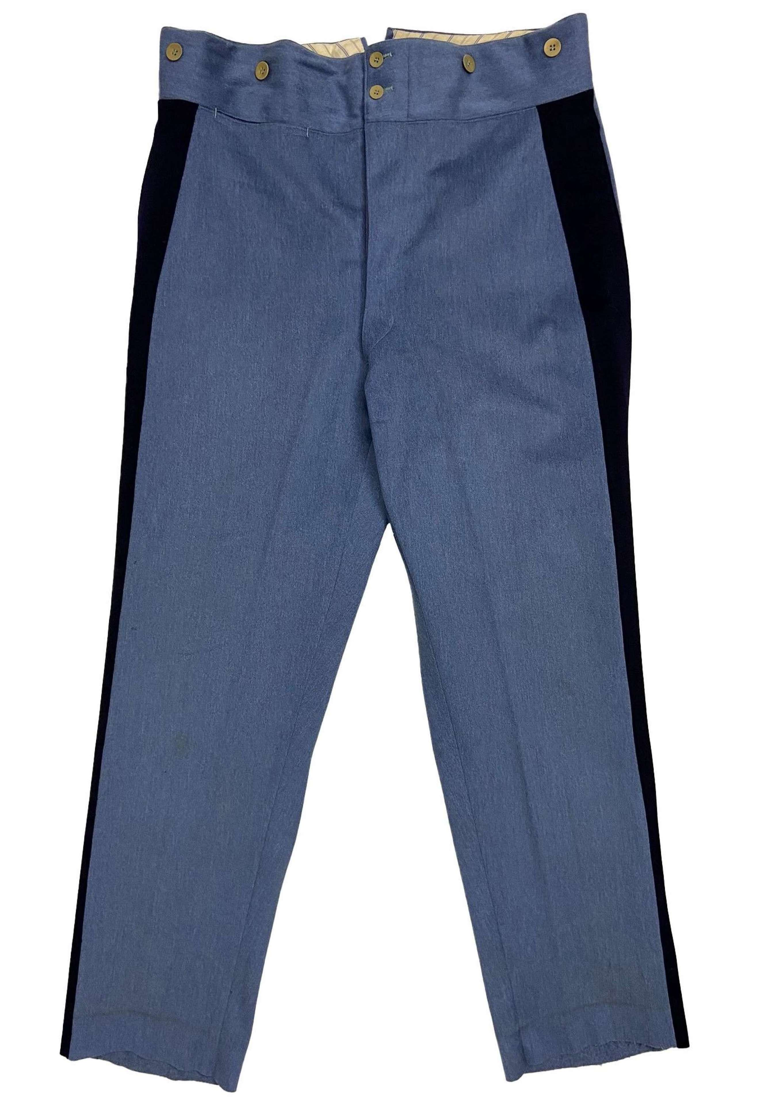 Original 1921 Pattern French Army Officers Trousers