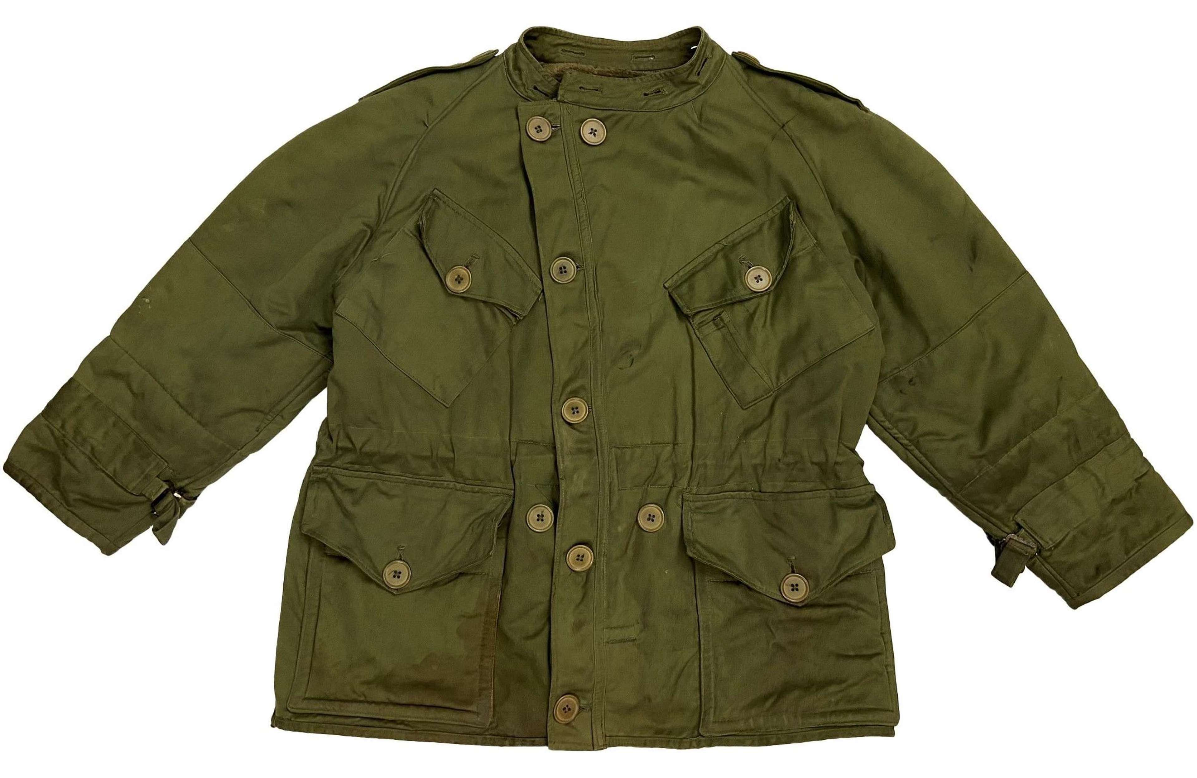 Original 1954 Dated British Army Middle Parka - Size 2