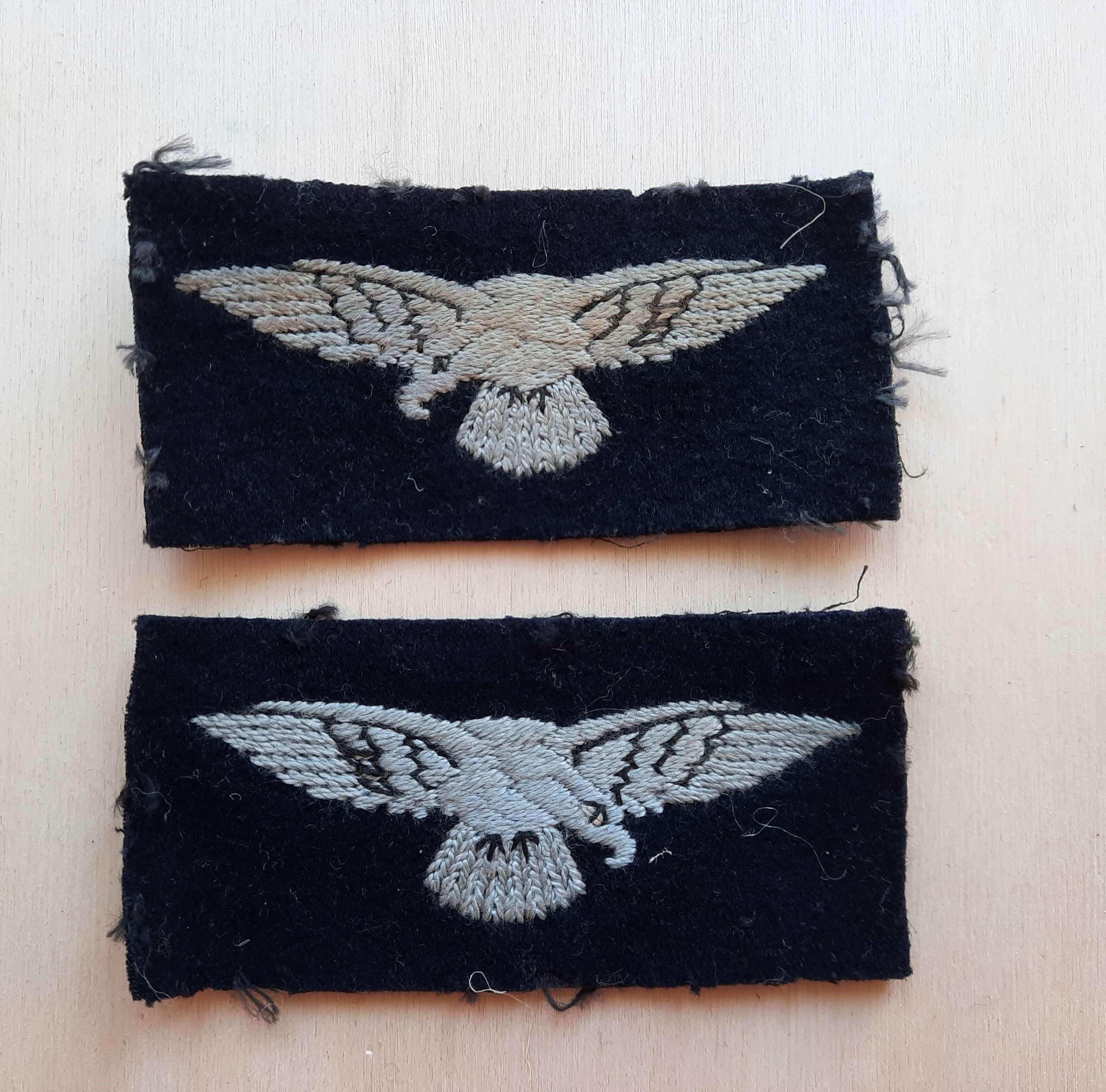 WW2 RAF Albatross Sleeve Insignia