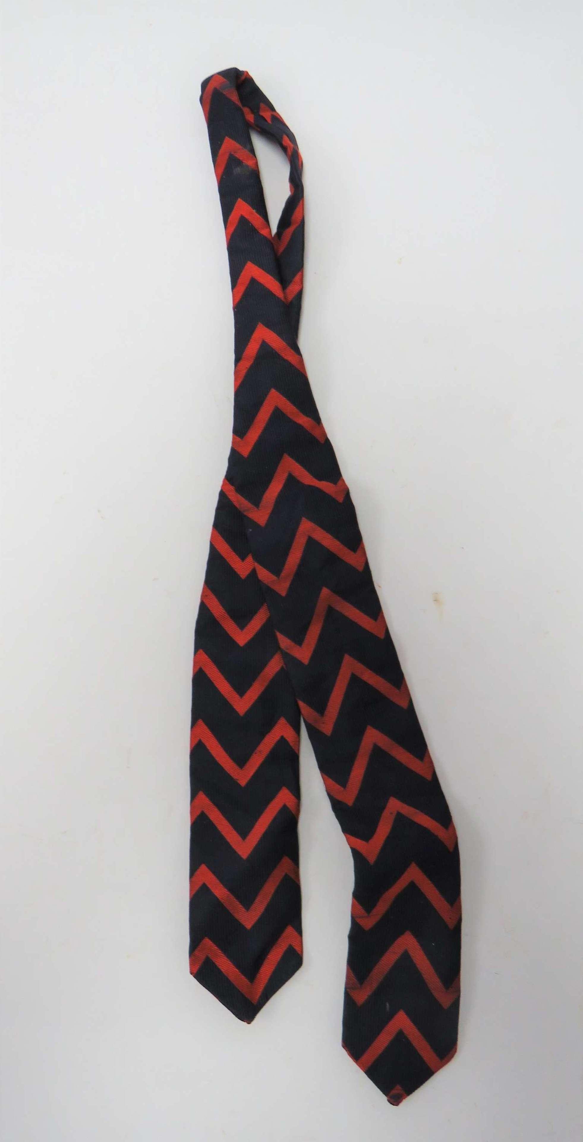 Royal Artillery Tie