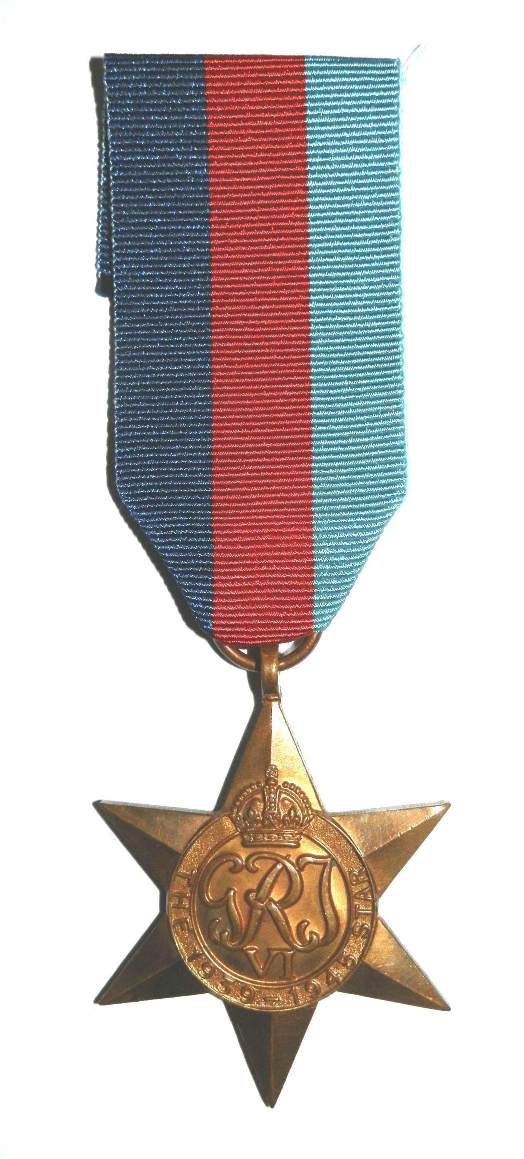 1939-45, Campaign Star.