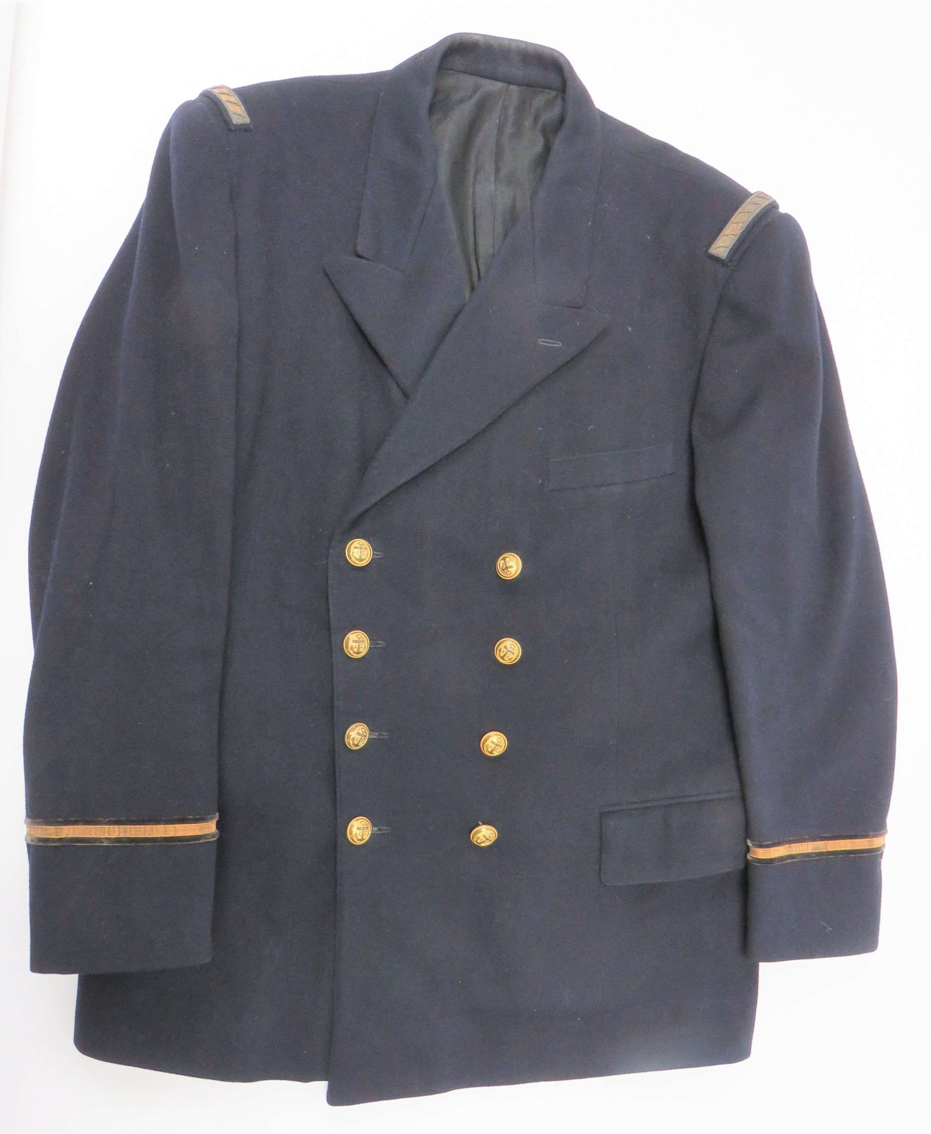 WW2 French Free Forces Naval Officers Tunic