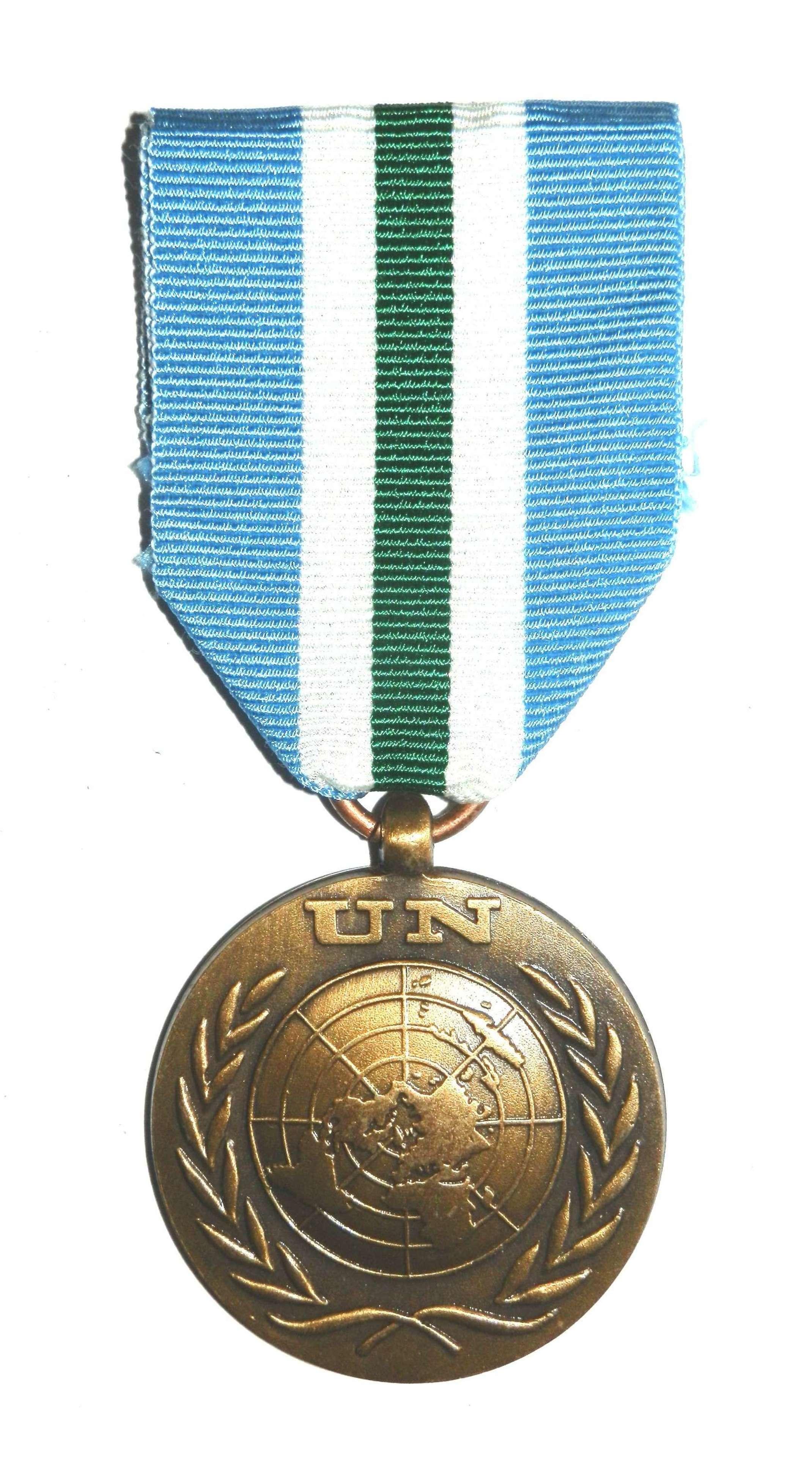 UNMOT United Nations Mission in Tadjikastan 1994-2000.