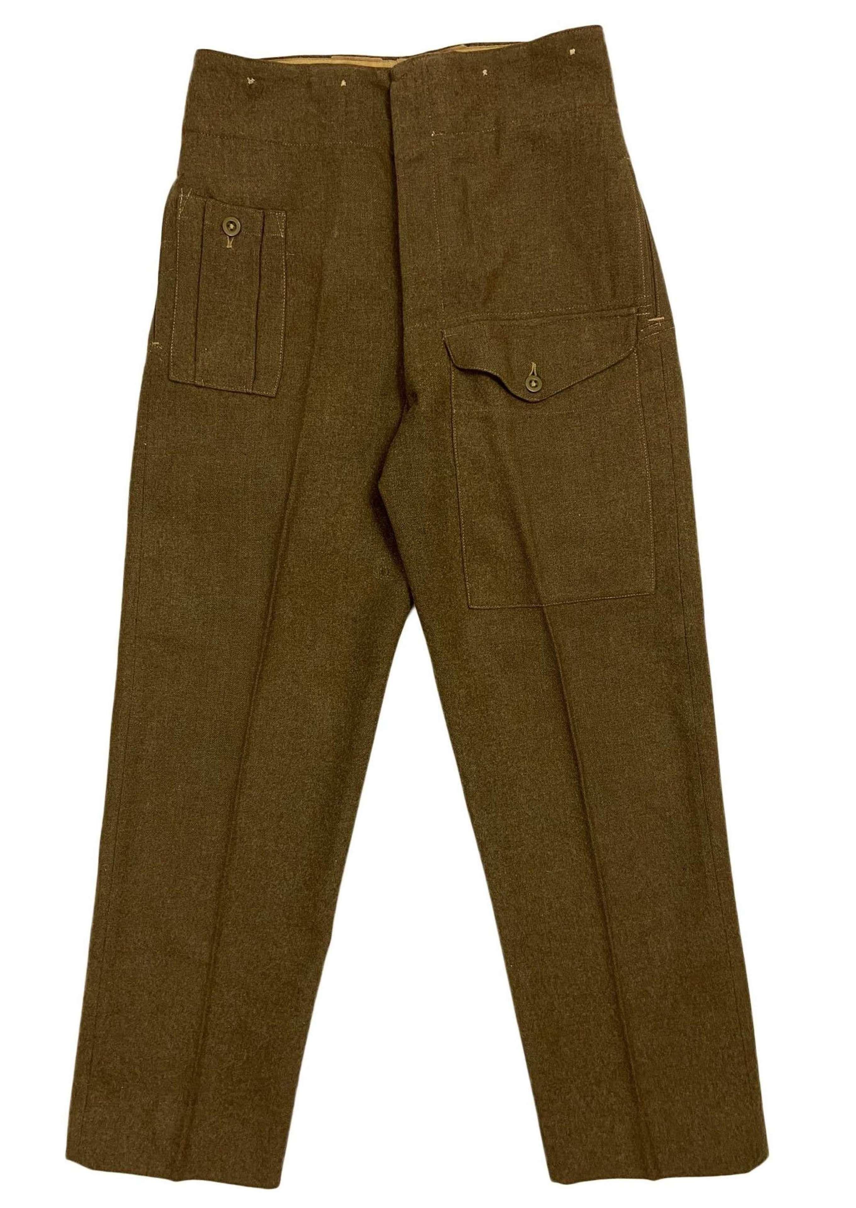 Original 1940 Pattern (Austerity) Battledress Trousers