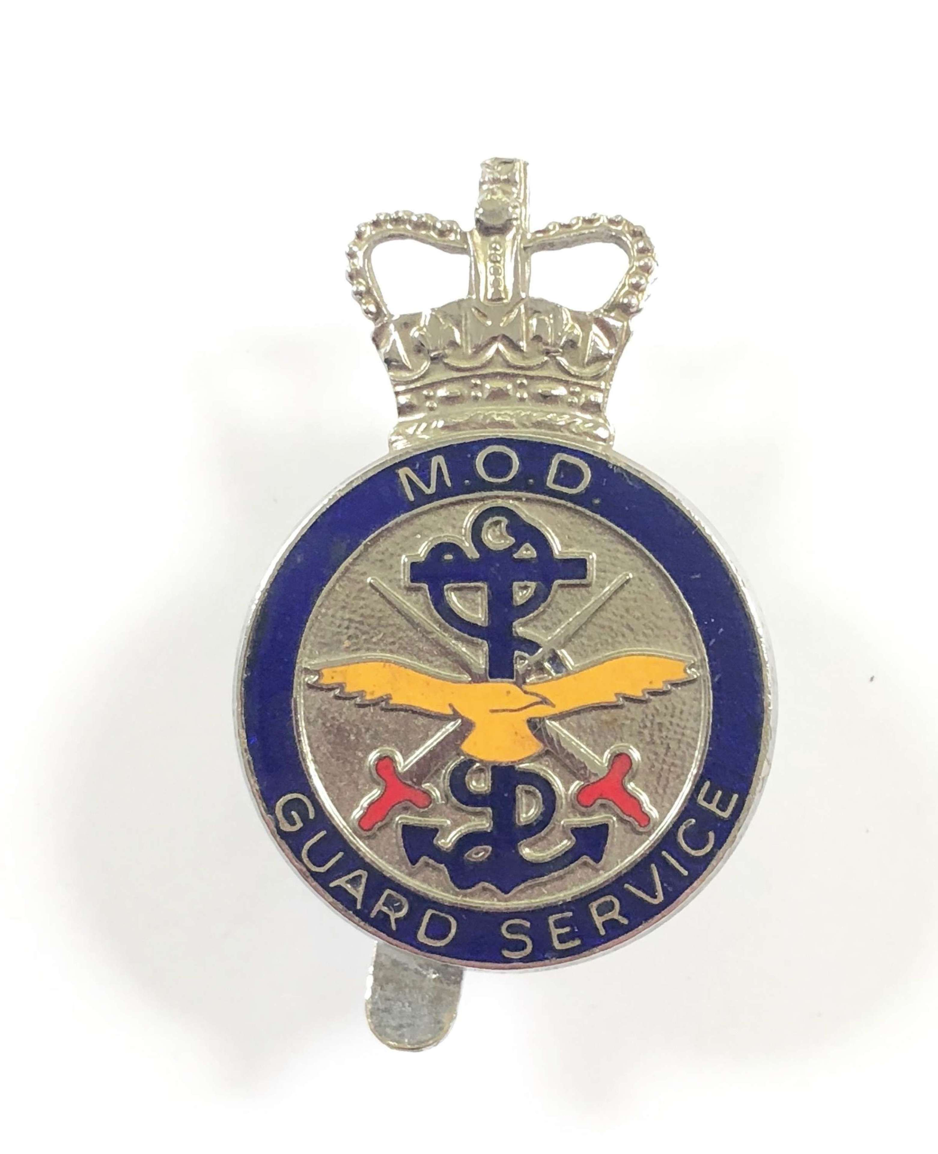 Cold War Period Ministry of Defence Guard Service.