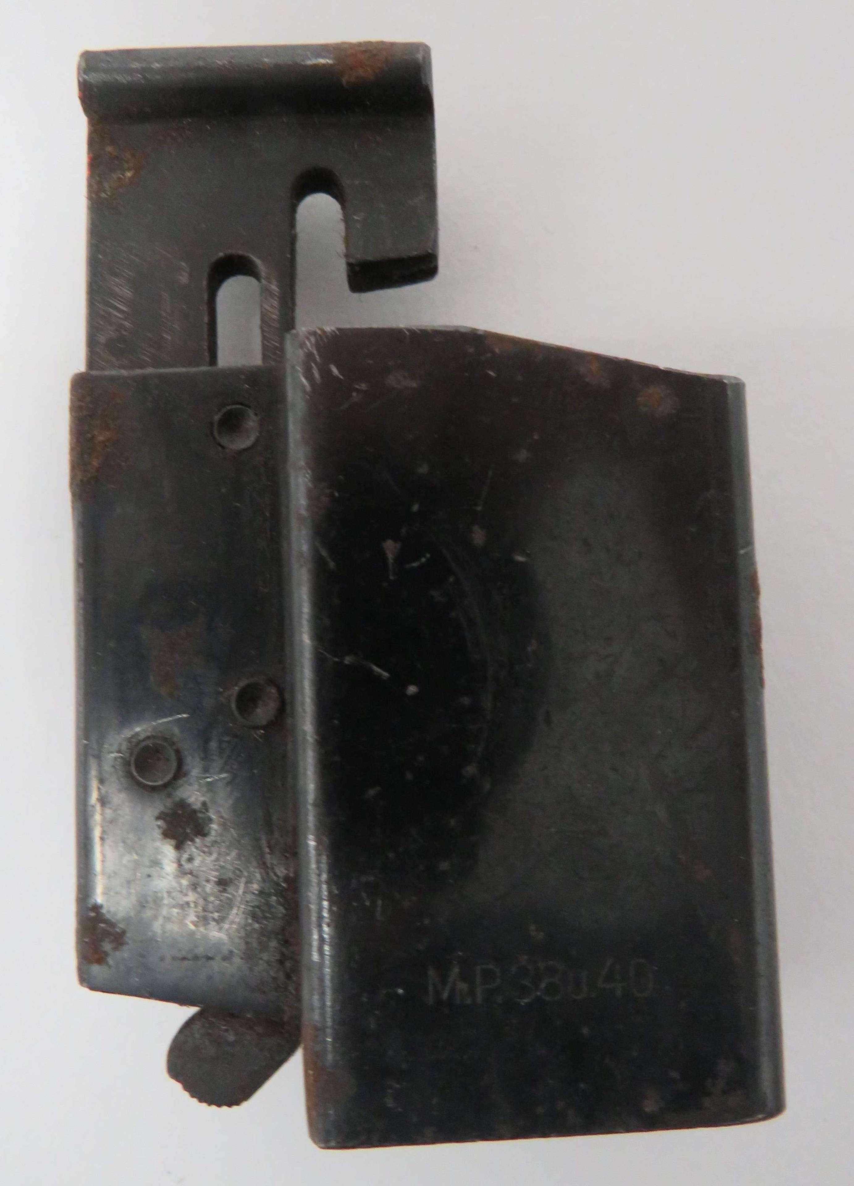 WW2 German MP38/40 Magazine Loading Tool