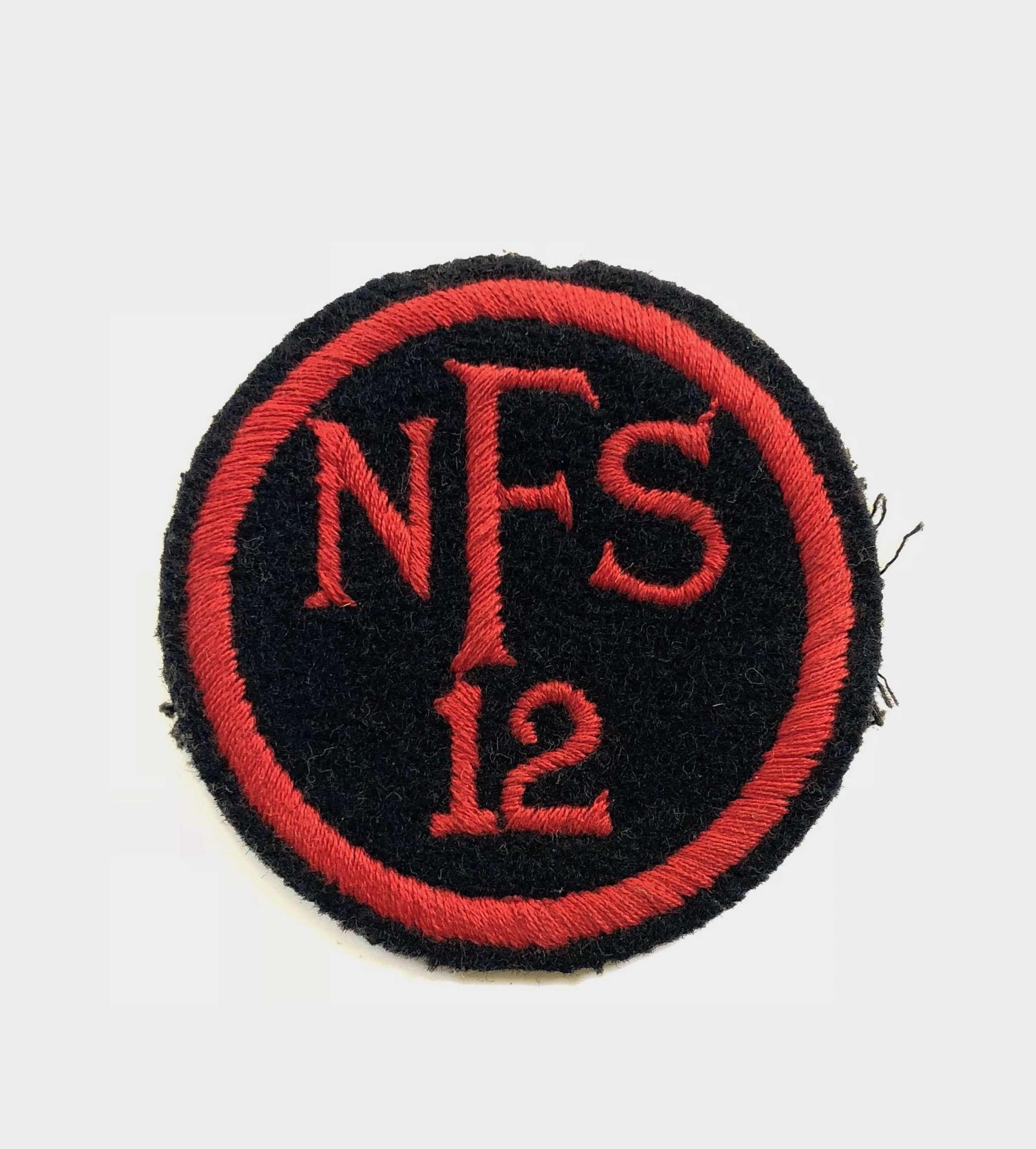 WW2 National Fire Service Stevenage Area 12.