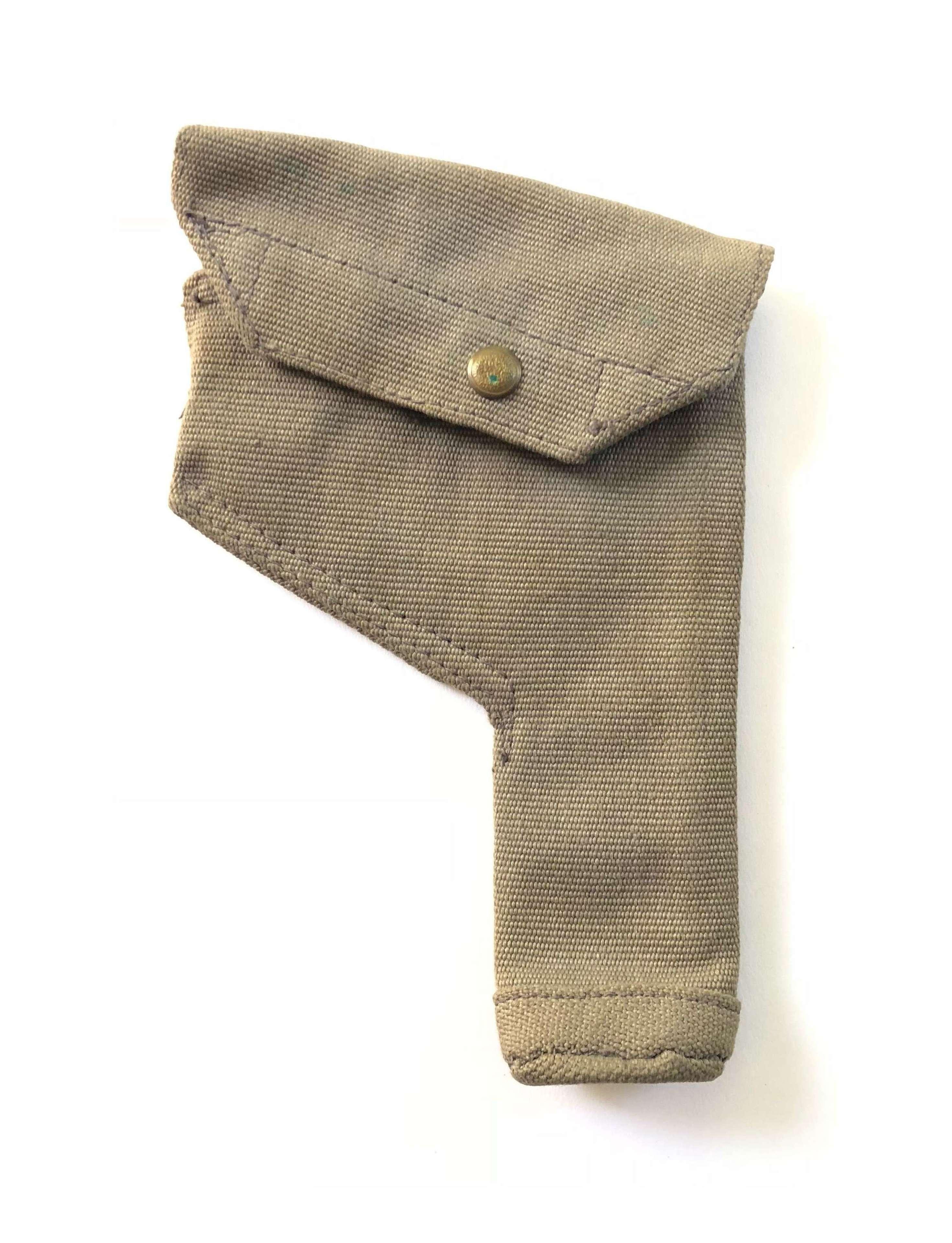 WW2 1944 RAF Webbing Holster.