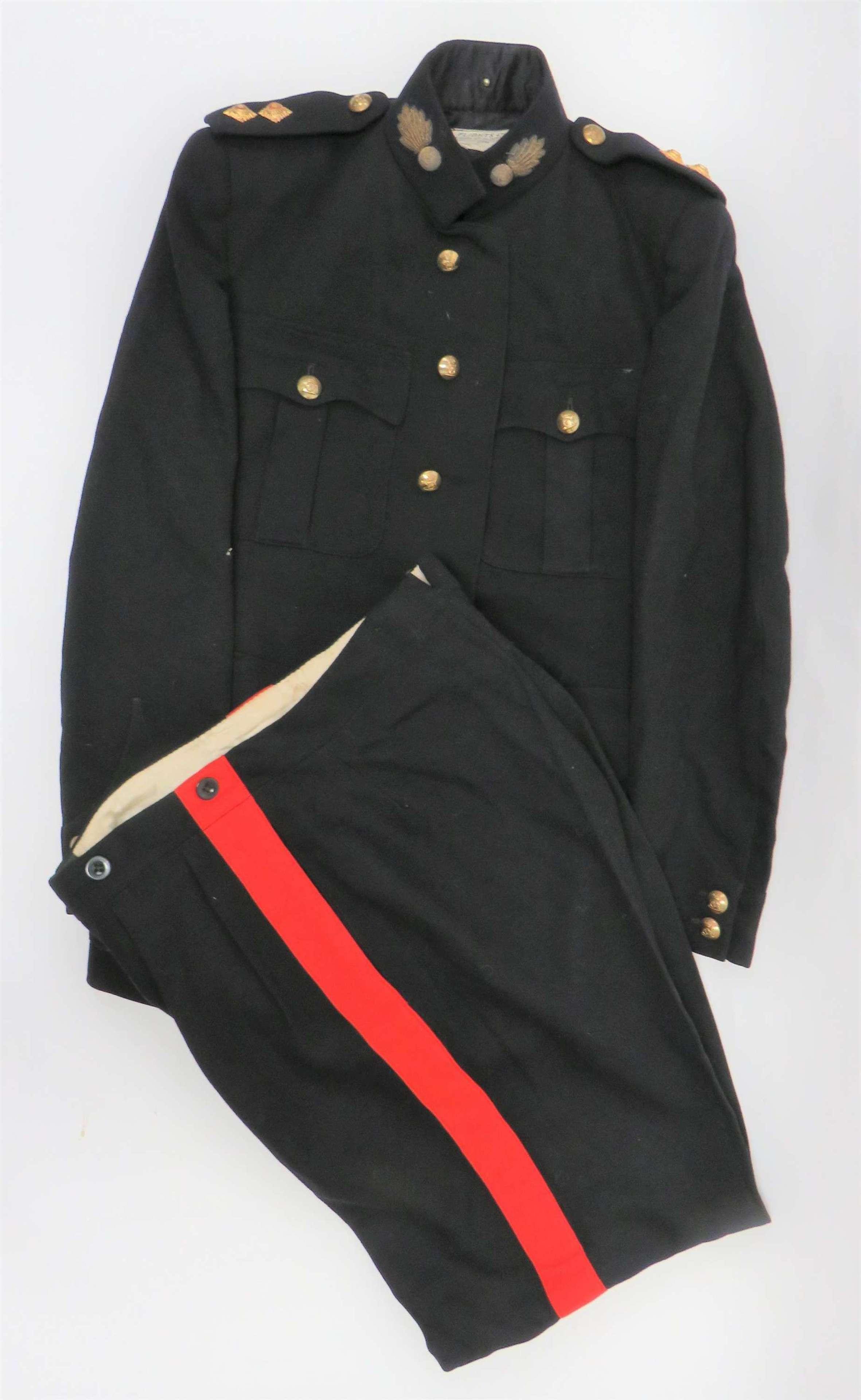 Royal Artillery Officers Patrol Uniform