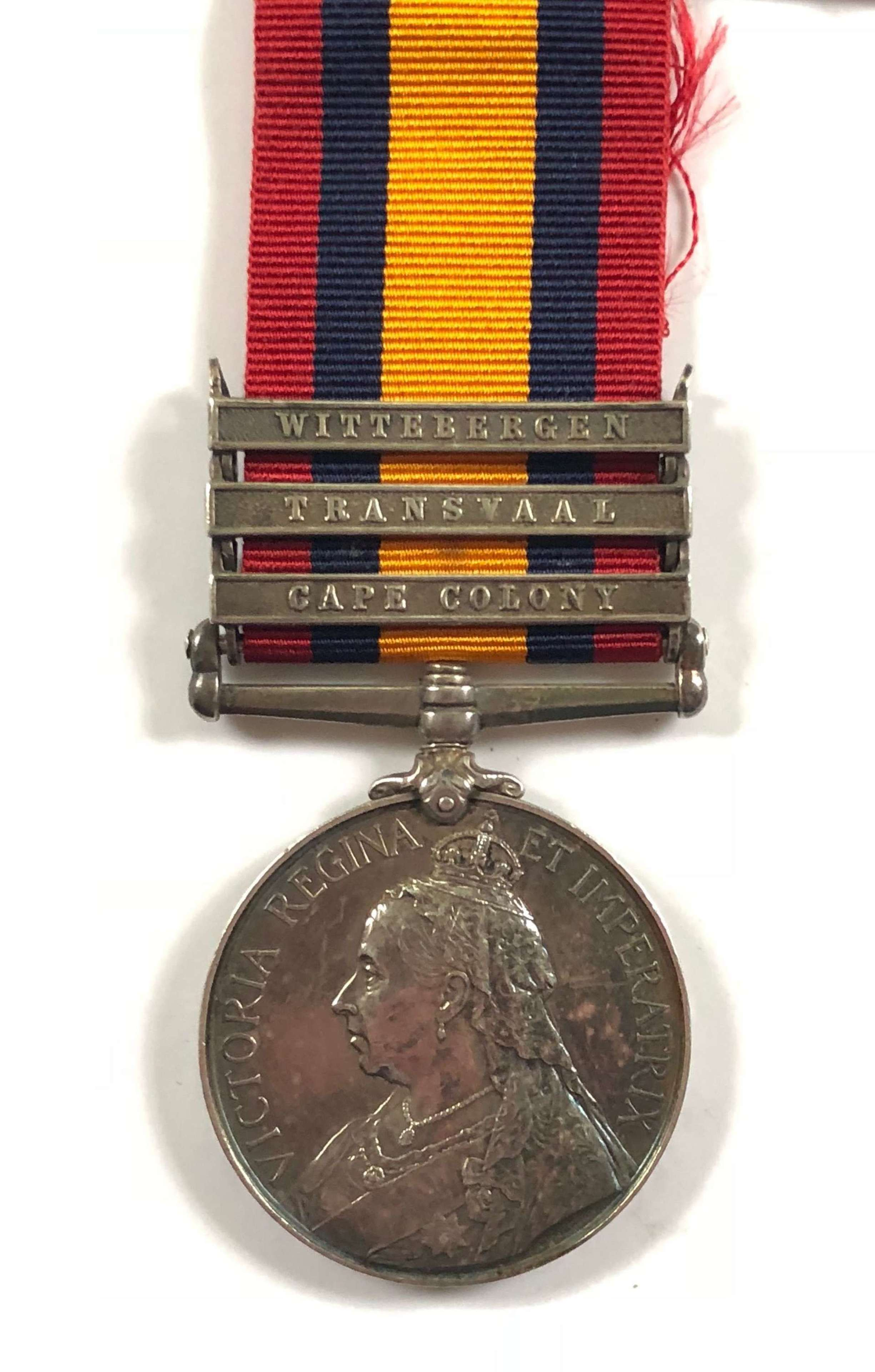 King's Own Yorkshire Light Infantry Queen's South Africa Medal