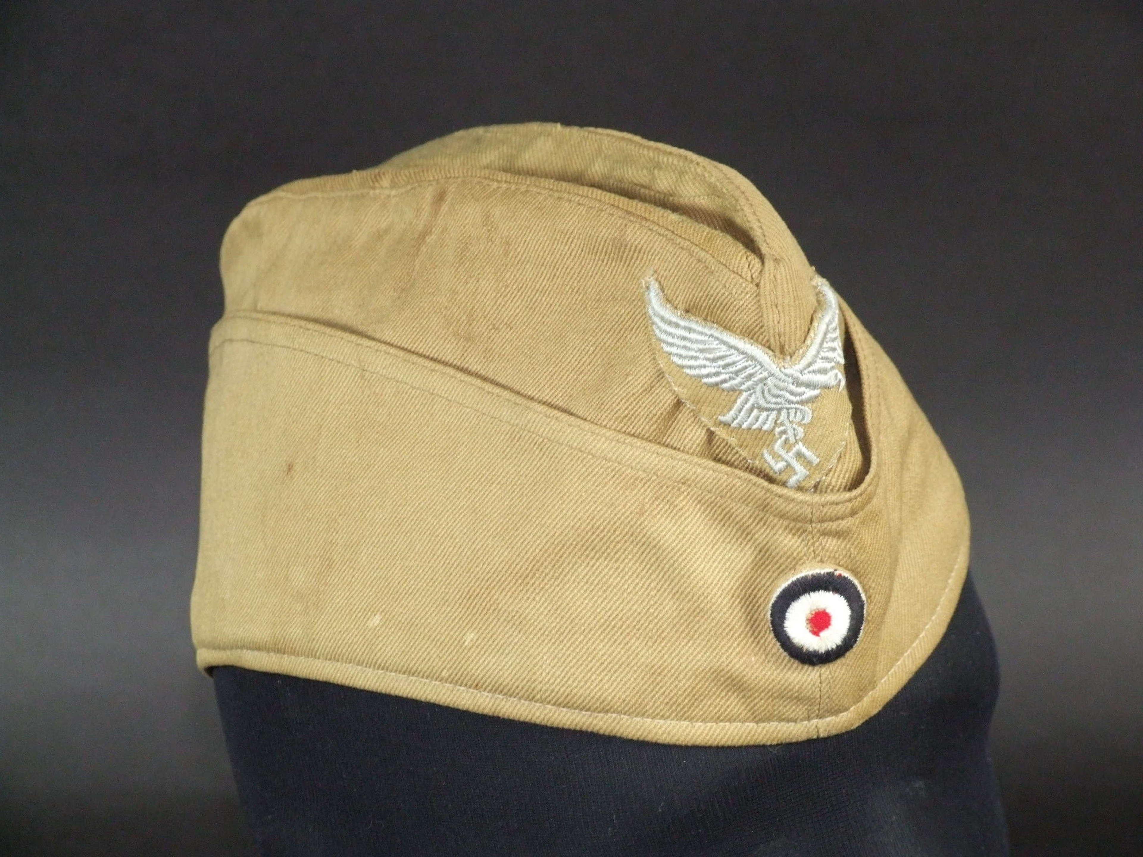 Luftwaffe Other Ranks Tropical Fliegermutze