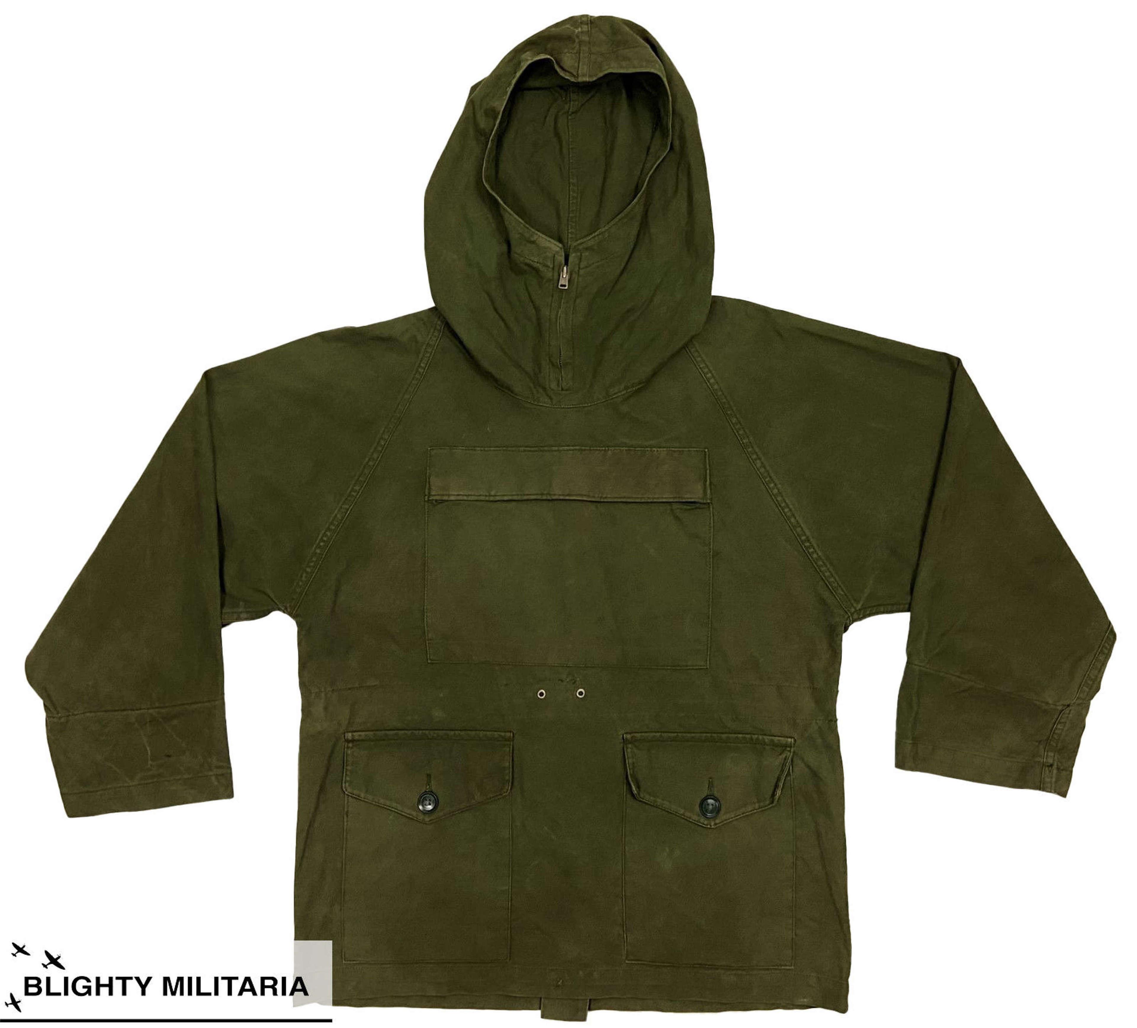 Original 1970s British Army Cadet Smock - Size 1