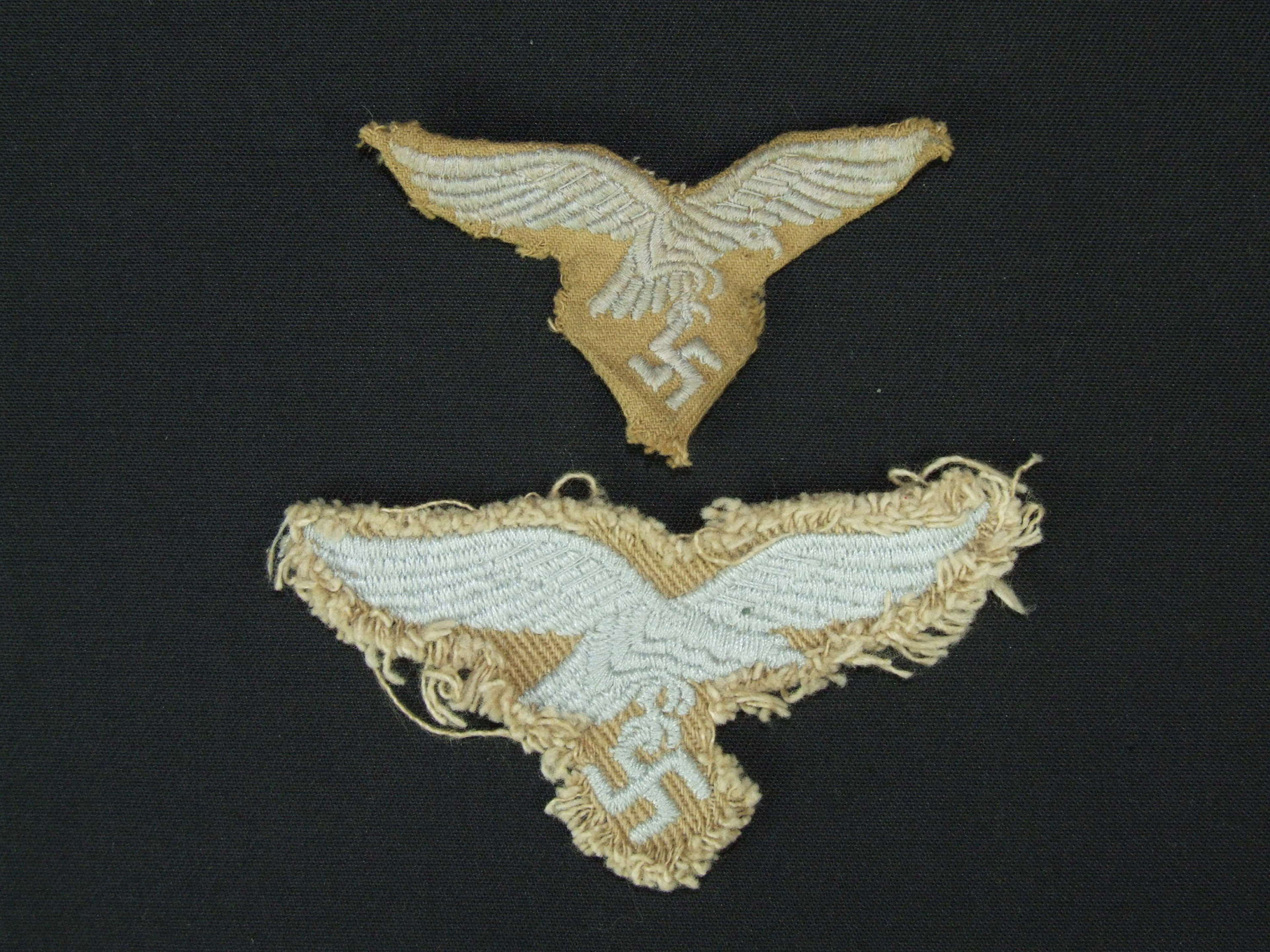 Luftwaffe Tropical Breast and Cap Eagles