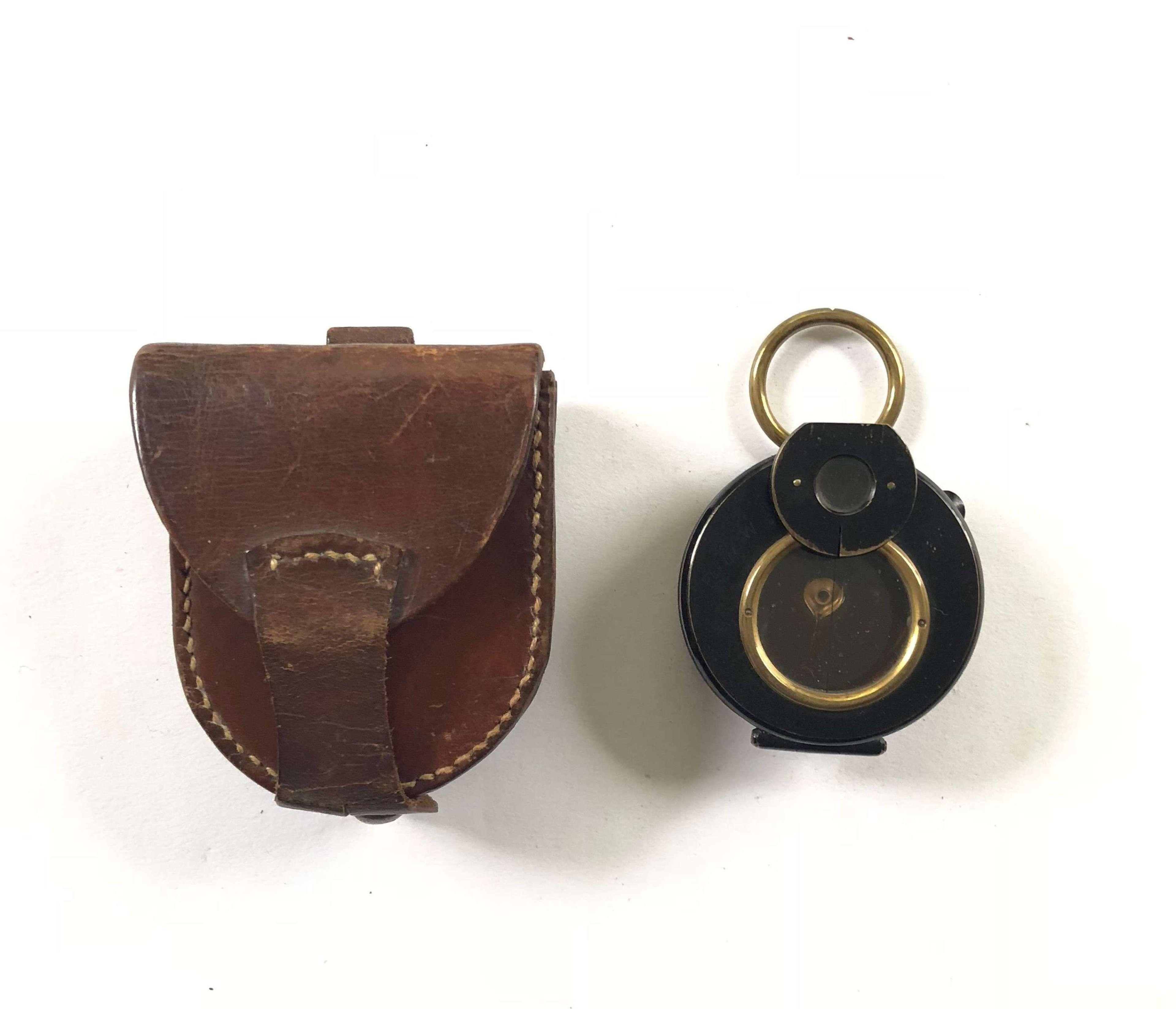 WW1 Attributed Machine Gun Corps MC Winners's Compass.