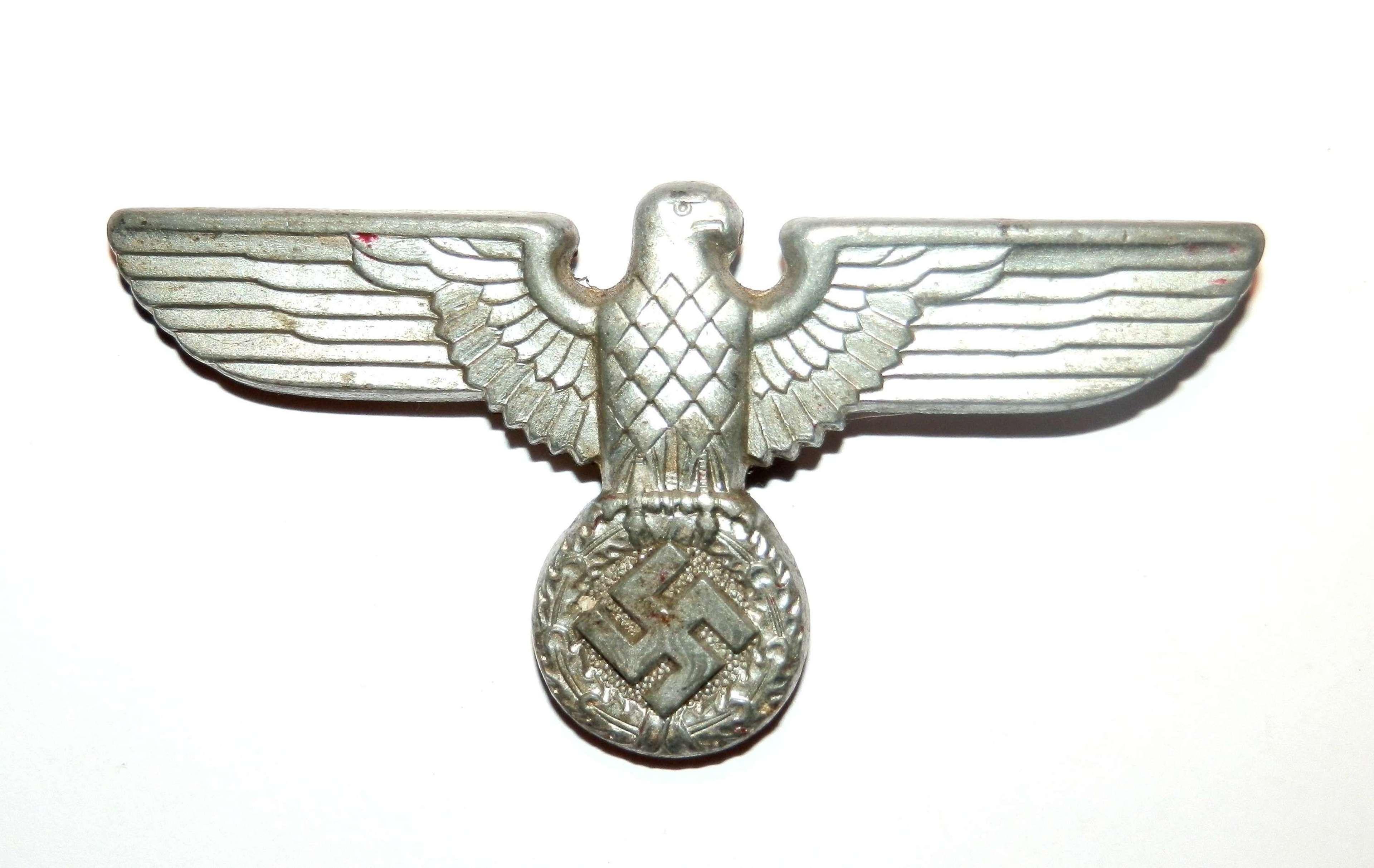 N.S.D.A.P. Political Cap Eagle.