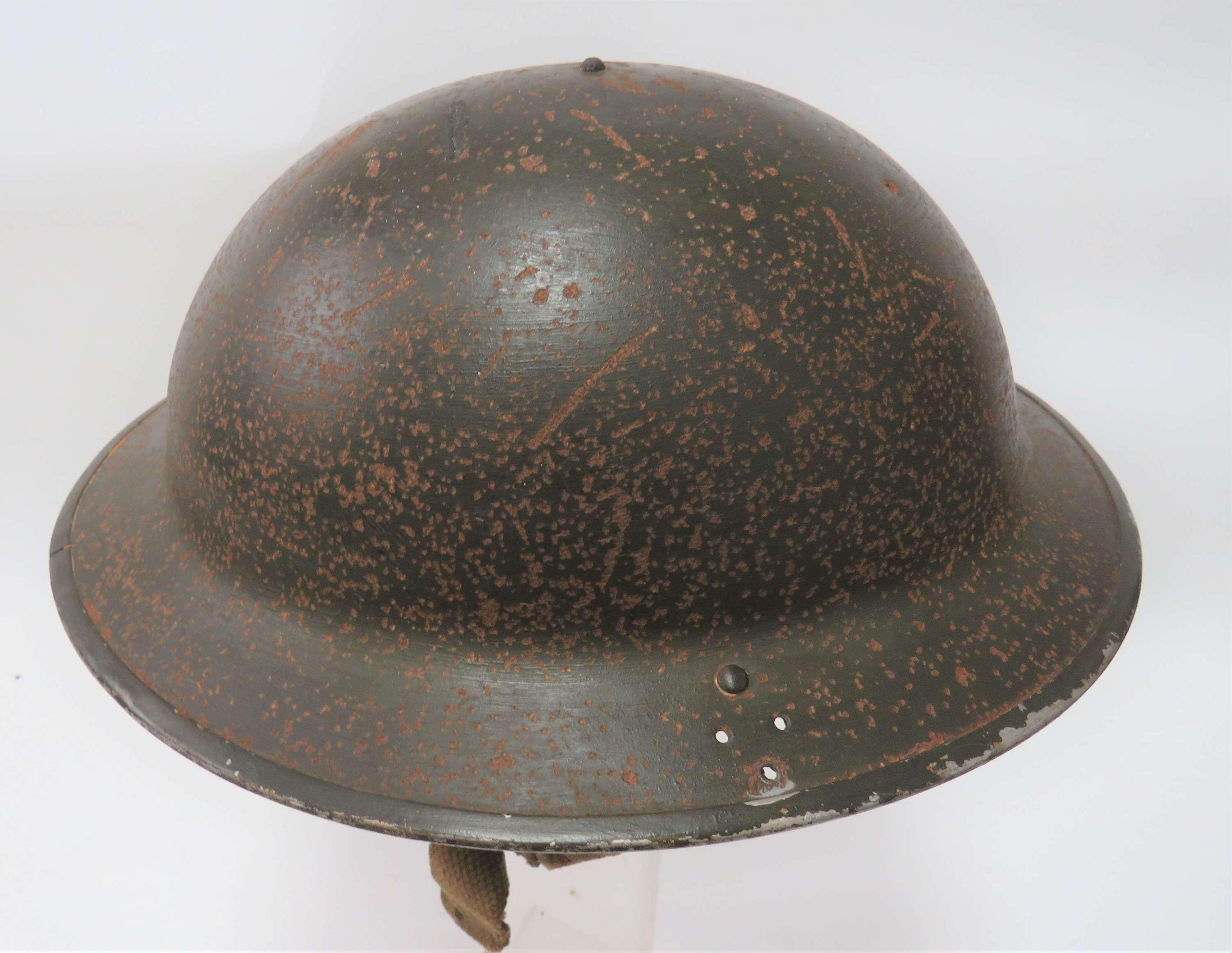 WW2 Home Guard / Civil Defence  MKII Helmet