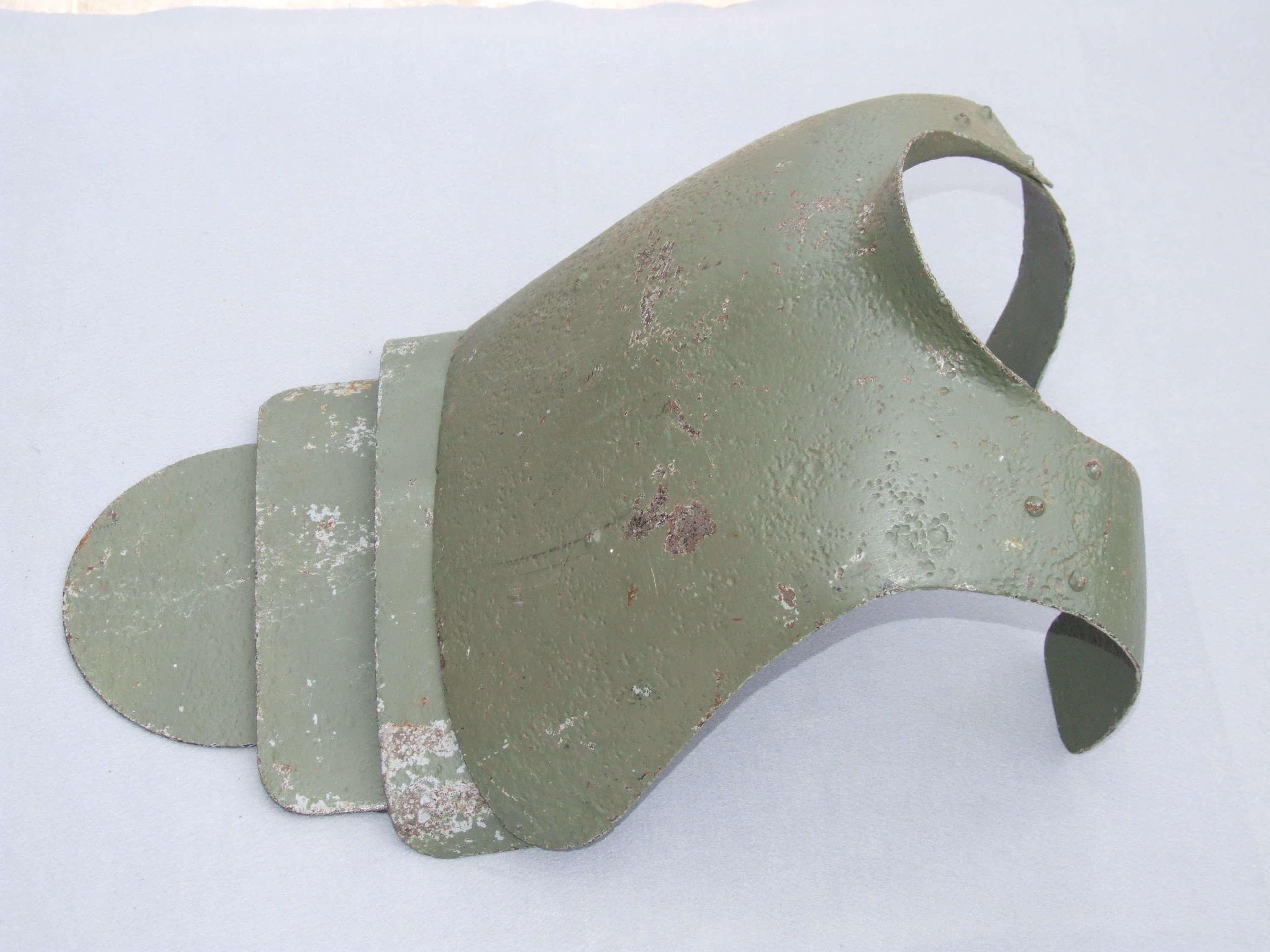 German WW1 Grabenpanzer - Body Armour