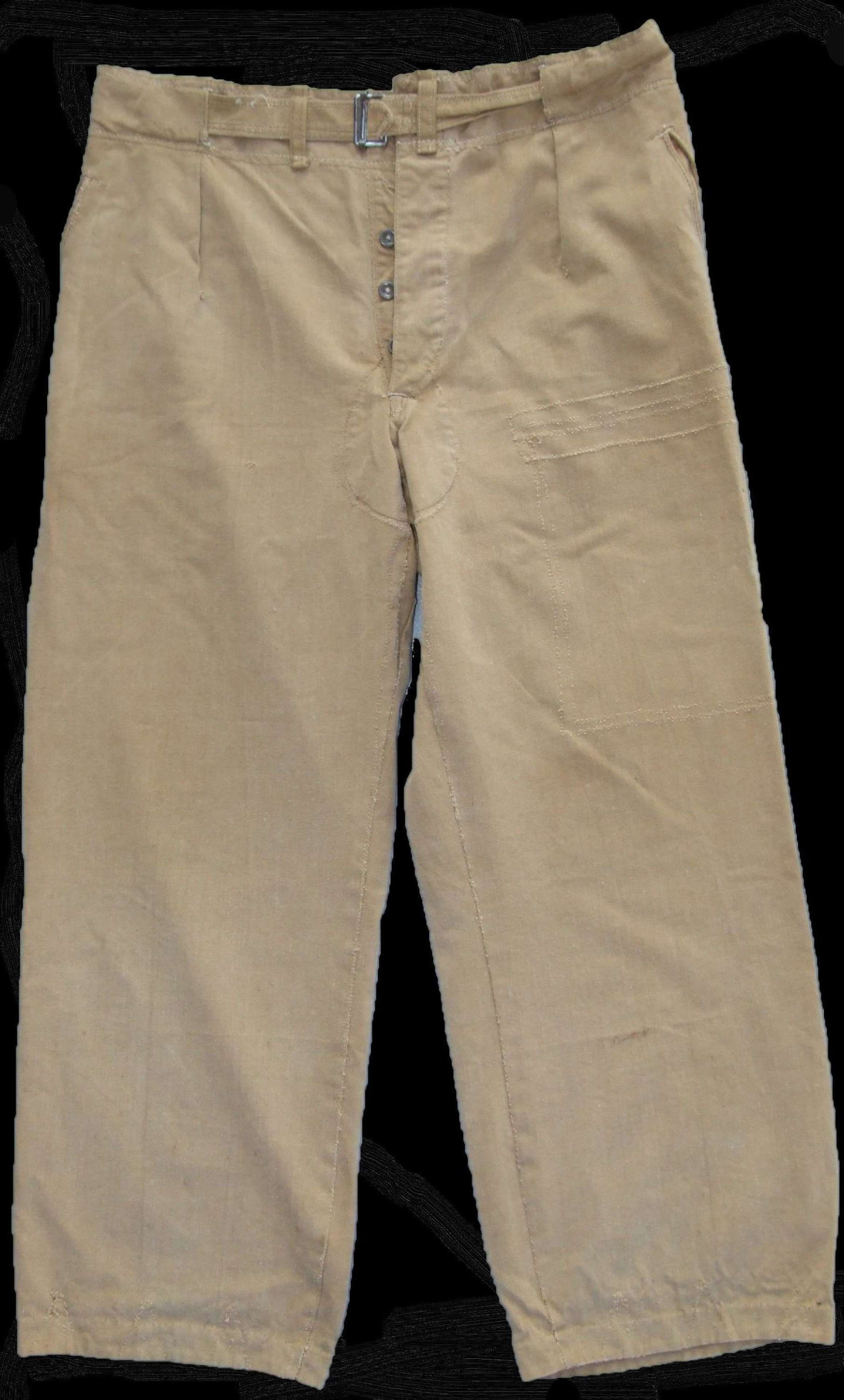 Luftwaffe Tropical trousers
